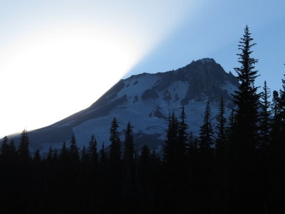 Mt Hood Sunset