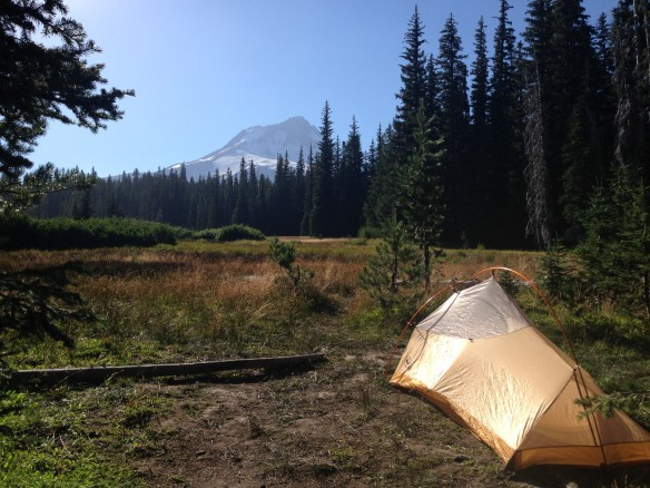 Elk Meadow Camping